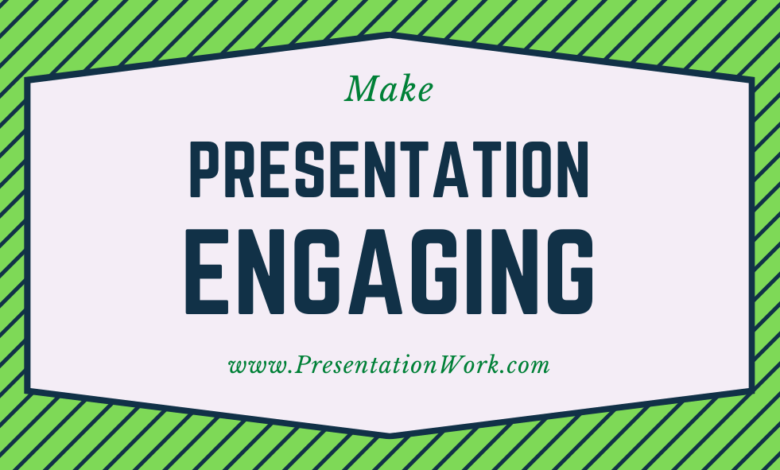 Photo of Engaging Presentations: Convert Data into Attractive Story Telling Presentation Slides