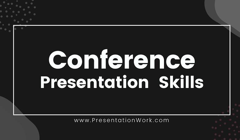 Photo of Master the Conference Presentation Delivering Skills