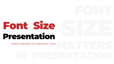 Photo of Discover Ideal Font Size for a Presentation Slide: What should be the minimum Font Size of Text on Presentation Slides
