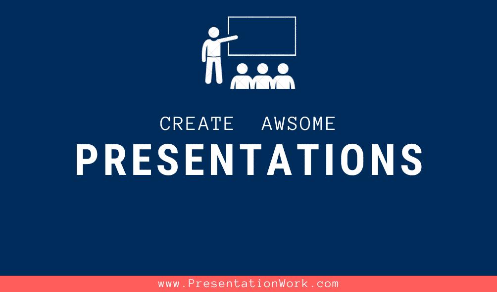Presentation Design 8 Methods to Create a Presentation Awesome