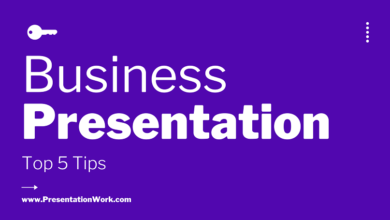 Photo of Business Presentation: 5 Tips on Designing an Engaging Business Presentation