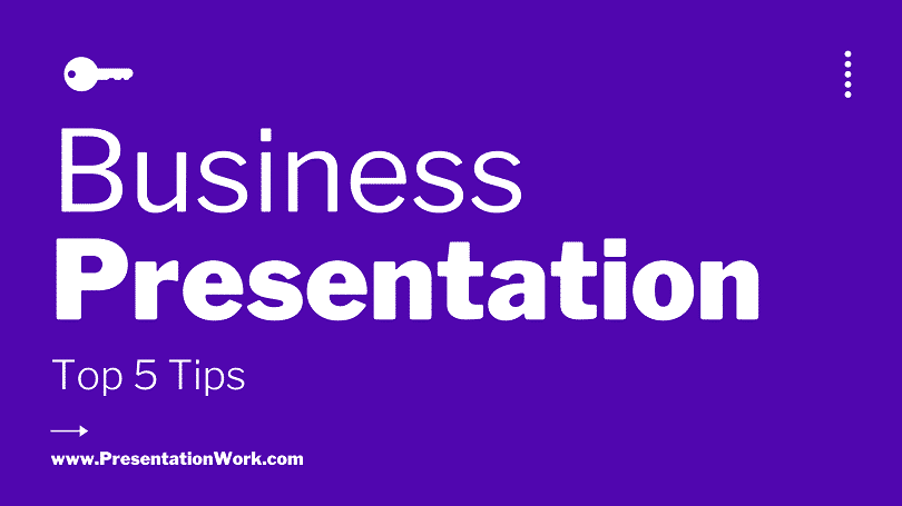 Business Presentation 5 Tips on Designing an Engaging Business Presentation