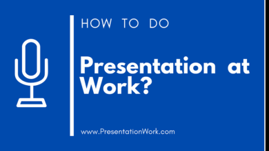 Photo of How to Give a Good Presentation at Work? – How to do a Presentation at Work?